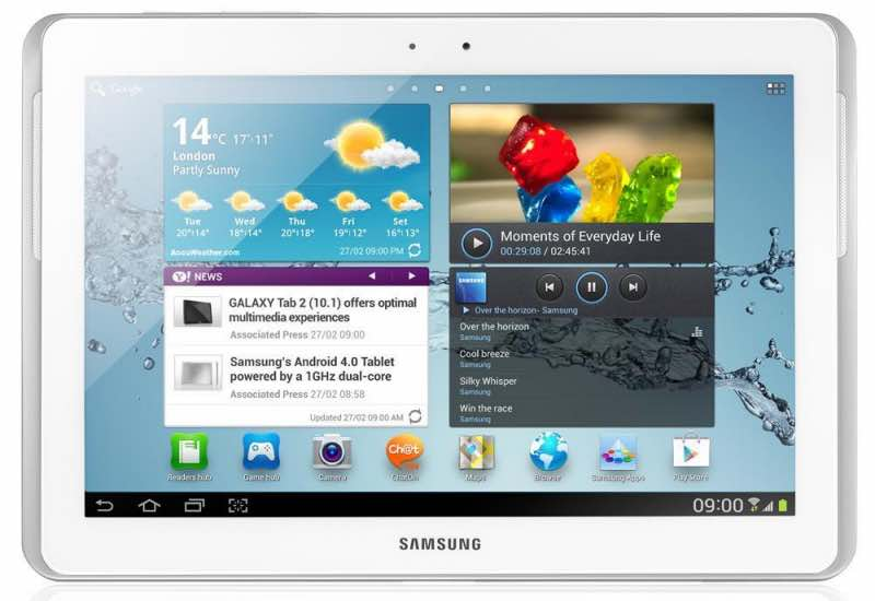 Samsung tablet Android 5.1 update