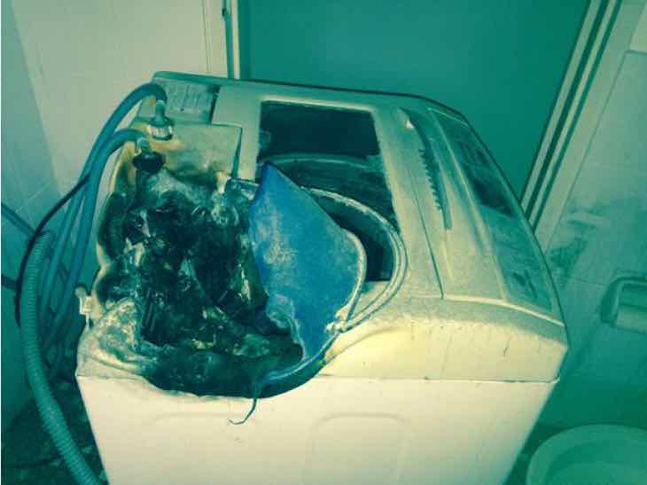 Samsung washing machine recall models list reiterated