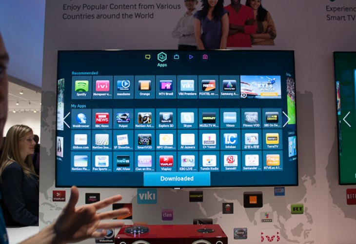 Samsung's Tizen Smart TV app developer kit release