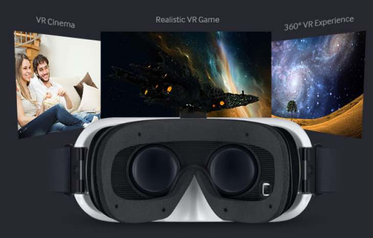 Samsung's new Gear VR features