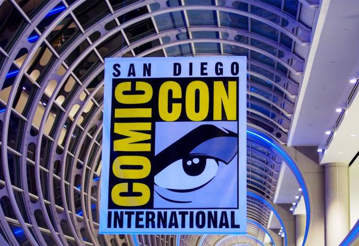 San Diego Comic-Con HQ streaming