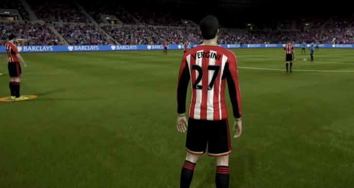 Sunderland vs Stoke City BPL in Match Day Live on FIFA