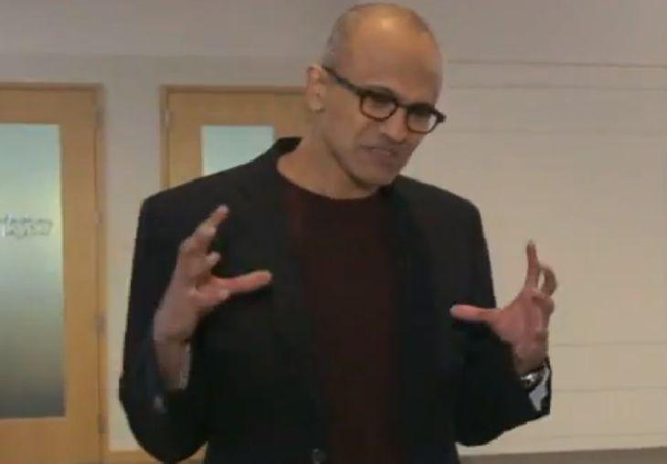 Satya-Microsoft