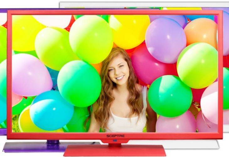 Sceptre 32-inch Color Series LED HDTV specs and price