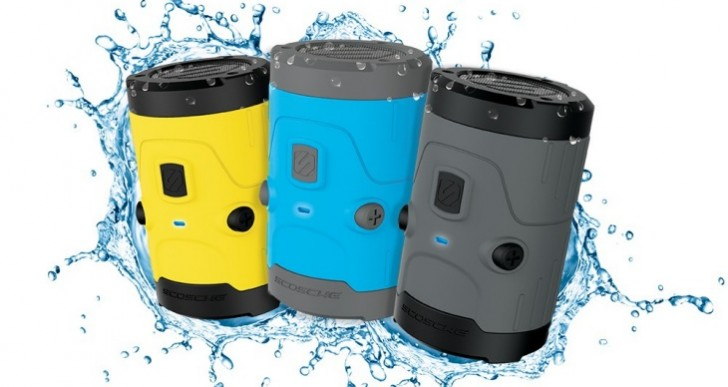 Scosche updates boomBOTTLE H2O and mini availability