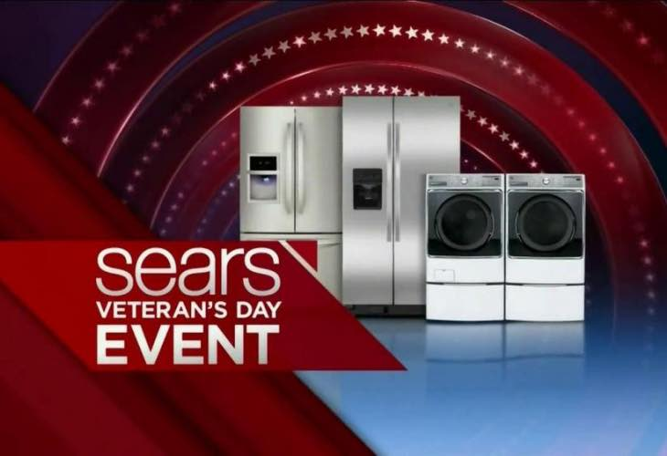 Sears open Veterans Day 2014