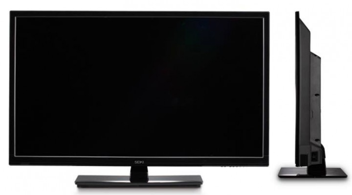 Seiki SE32HY27-D review for LED HDTV with DVD specs