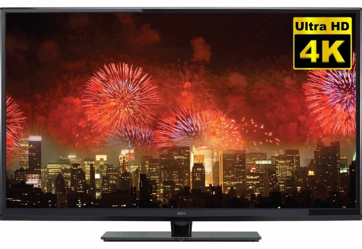 Seiki SE55UY04 55-inch 4K TV reviews nonexistent