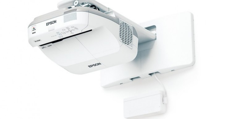 Seiko Epson EB-595WT true touchscreen projector