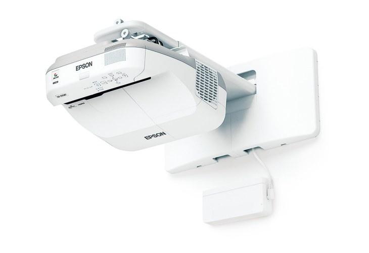 Seiko Epson EB-595WT true touchscreen projector