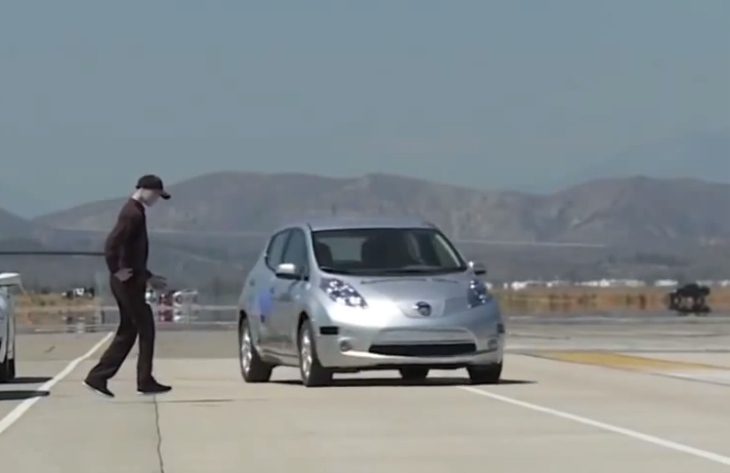 Self-driving Nissan on our roads by 2020