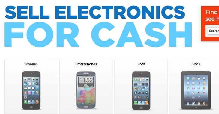 Sell an iPhone 5, 4S or 4 in the USA