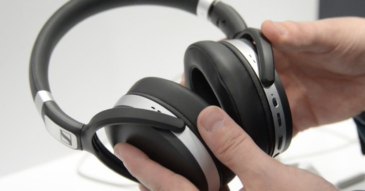 Sennheiser new wireless headphone range