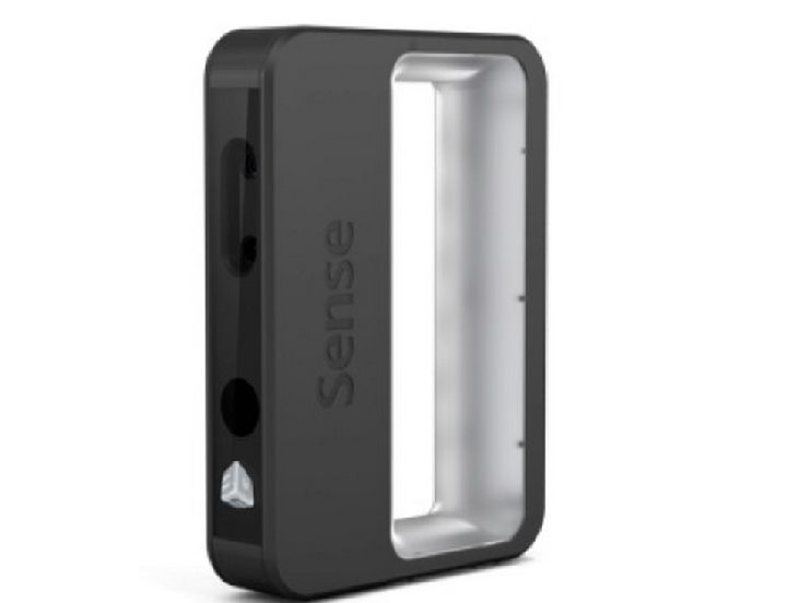 isense 3d scanner for ipad unveiled at ces 2014 product reviews net. Black Bedroom Furniture Sets. Home Design Ideas