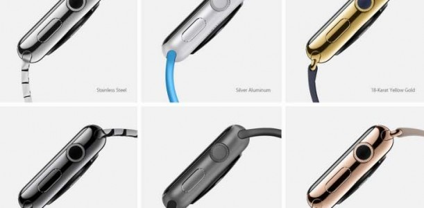 Separate Apple Watch accessories for customization