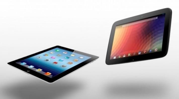 Separating iPad 5 vs. new Nexus 10 or 11
