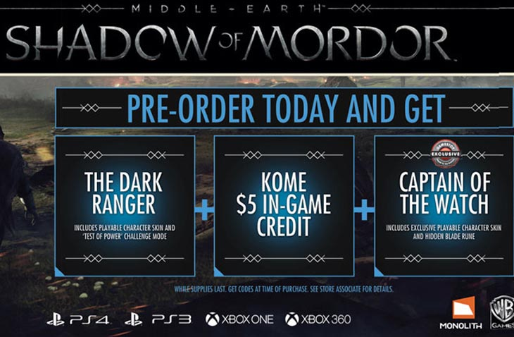 Shadow-of-Mordor-UK-pre-order-bonus