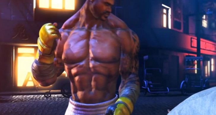Shaq Fu 2 to release on PS4 and Xbox One