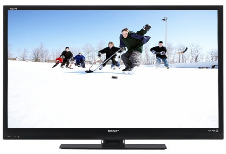 Sharp 50le442u 50 Inch Led Aquos Specs Review Product Reviews Net