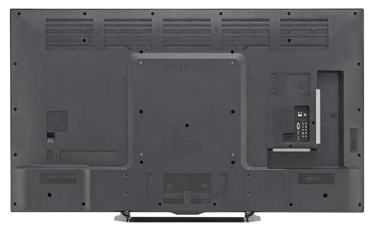 Sharp-70-inch-LED-TV-full-back