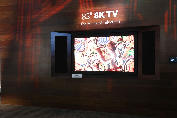 Sharp-8KTV