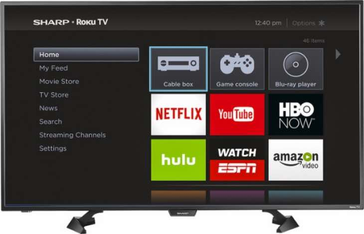 Sharp Lc 43lb481u 43 Inch Roku Tv Review For November 2016