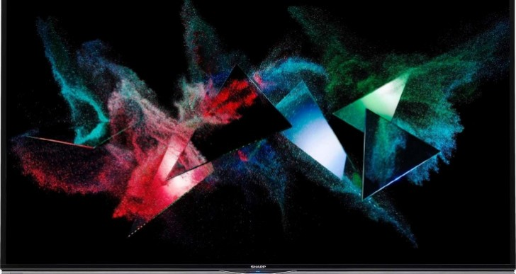 Sharp LC70UD1U 4K TV with tasty specs, high price