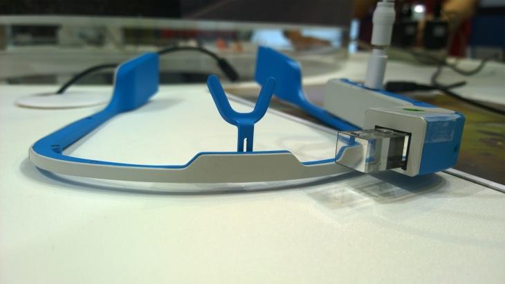 SiME Google Glass