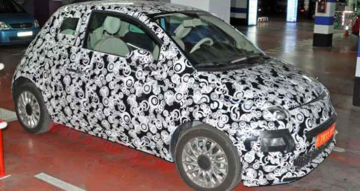 Significant Fiat 500 facelift updates teased in September