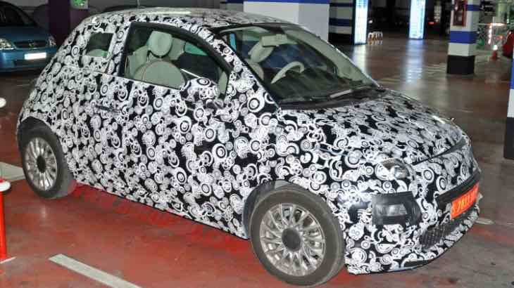 Significant Fiat 500 facelift updates