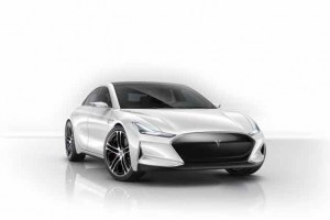 Tesla Model S knockoff reveals significant price drop