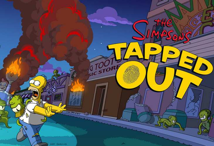 Simpsons- Tapped Out