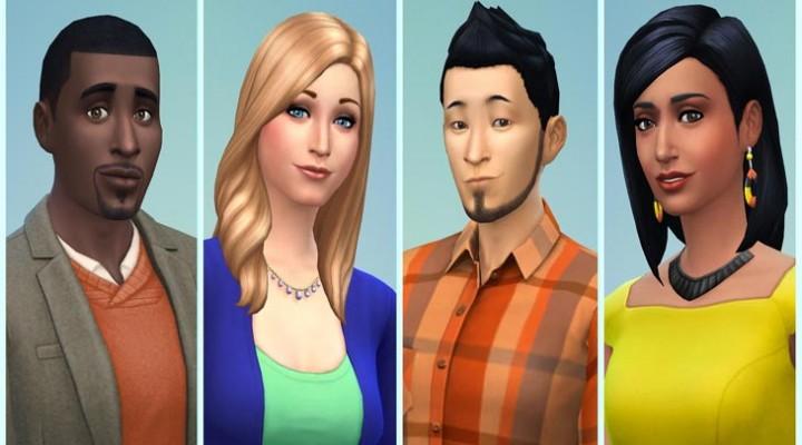 Sims 4 Create a Sim public release in 6 days