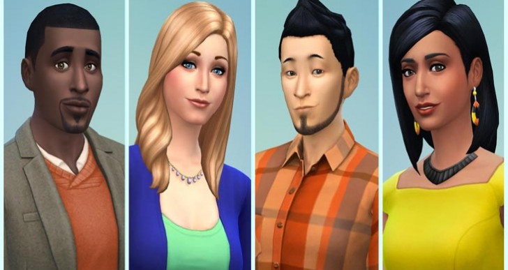 Sims 4 Create a Sim public release in 6 days