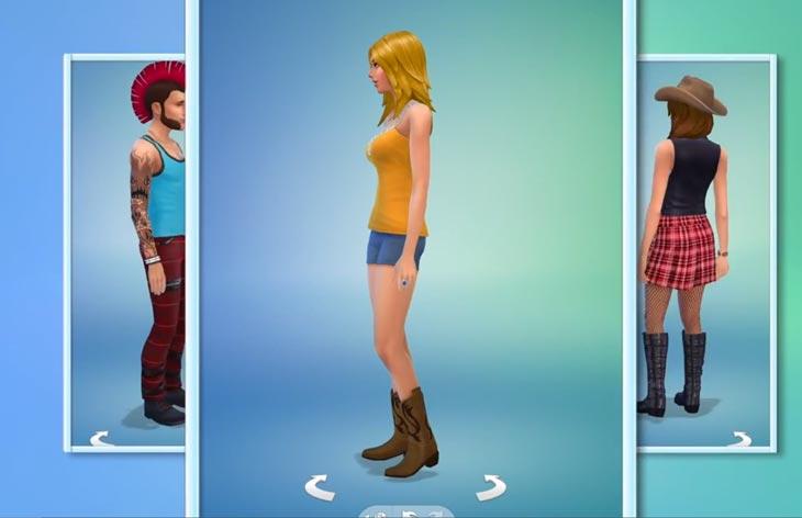 Sims-4-Create-a-Sim