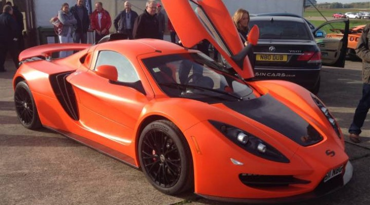 Sin R1 road car for sale, price and delivery details