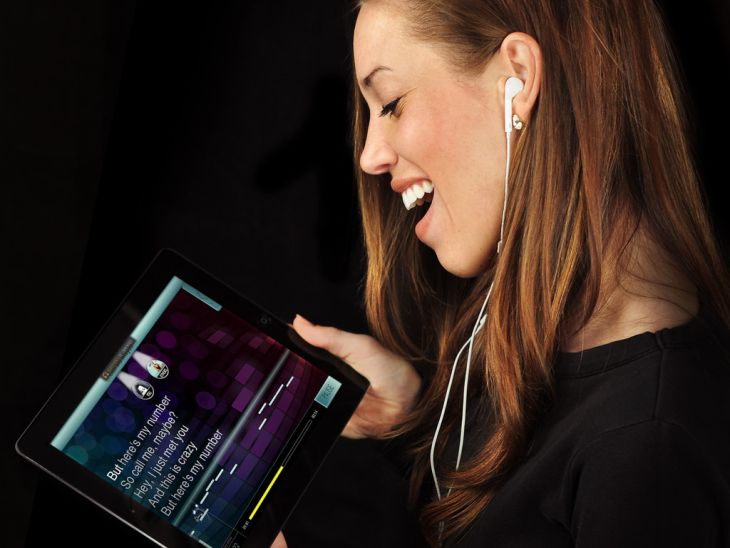 Sing! Karaoke on Android and iOS for the mobile performer