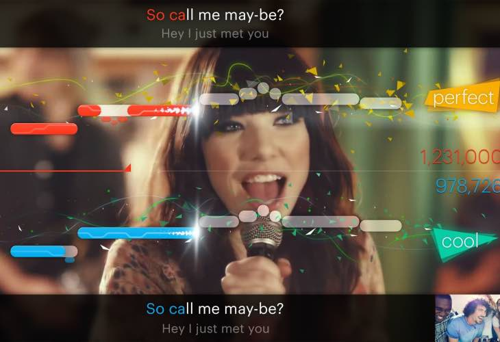 SingStar songs missing after update