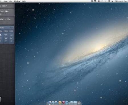 Siri for Mac OS X 10.9 rumor reinforced