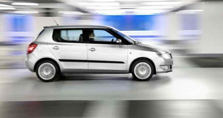 2015 Skoda Fabia replacement entices discounts