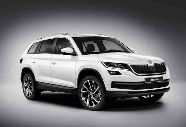 Skoda Kodiaq price expectations in India