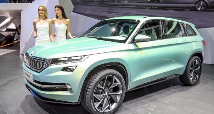Skoda SUV price expectancy in 2017, and other models