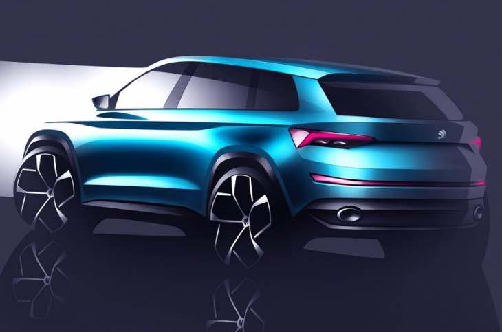 Skoda VisionS expected release