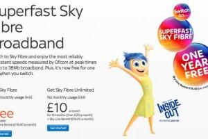 Sky Fibre deal