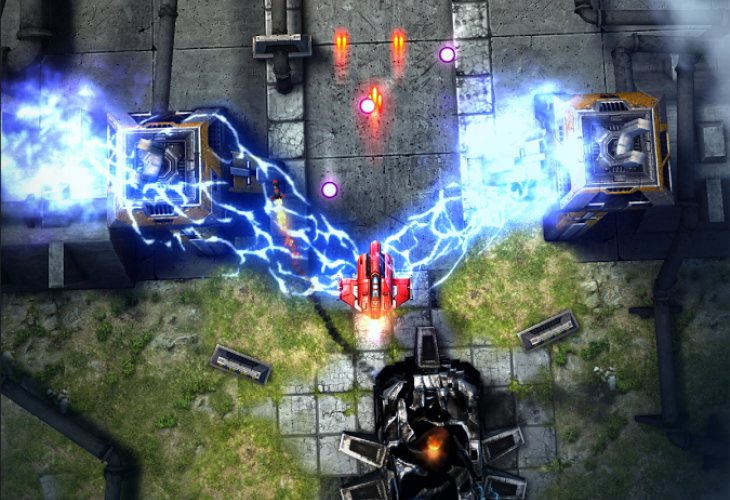 Sky Force 2014 for Android and iOS