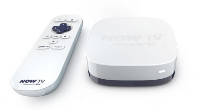 Sky Now TV Box with apps, forget Netflix