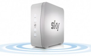 Sky Broadband and Talk down