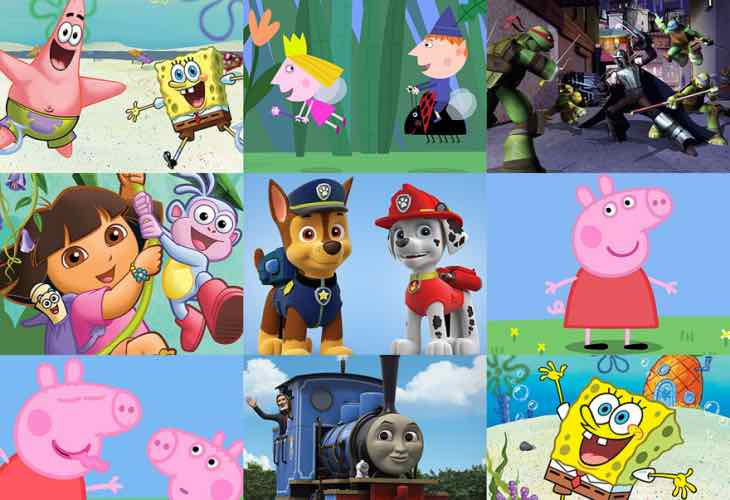 Sky expands kids TV shows