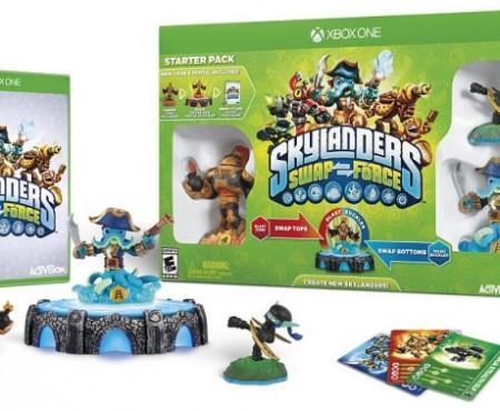 Skylanders Swapforce Starter Pack for Xbox One, PS4 pre-order