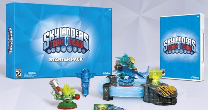 Skylanders Trap Team Starter Pack UK price roundup